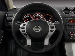 nissan altima coupe interior image 2008 nissan altima 2 door coupe i4 man s steering wheel