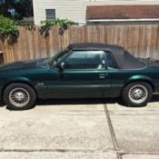7 up edition mustang 1990 7up edition mustang convertible 5 0 for sale in eustis
