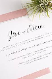 Rustic Wedding Invites Rustic Wedding Invitations In Blush U2013 Wedding Invitations