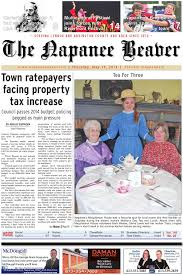 napanee beaver may 15 2014 by the napanee beaver issuu