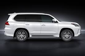 future cars brutish new lexus 2016 lexus lx 570 first look review motor trend