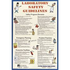 carolina laboratory safety guidelines chart carolina com