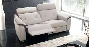 canape cuir but canape relax electrique cuir fly but 3 places conforama 2