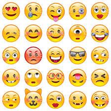 halloween background emoji set of emoticons set of emoji stock vector art 518683136 istock