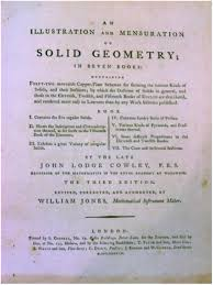 mathematical treasure john lodge cowley u0027s solid geometry