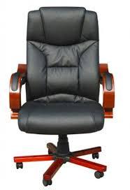 fauteuil bureau cuir bois fauteuil de bureau cuir et bois achatroyal com les meilleurs