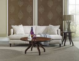 hooker furniture living room palisade round end table 5183 80116