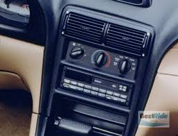 1994 Mustang Gt Interior Design History Mustang Interiors Through The Years Bestride