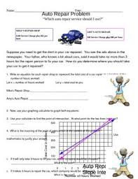 solving equations how to get students to organize their work