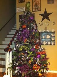 nightmare before christmas halloween tree nightmare before