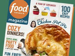 food network magazine january february 2017 recipe index food