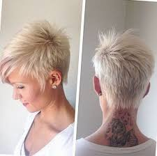 Kurzhaarfrisuren 2017 Blond Damen by 53 Best Kurzhaarfrisuren Images On Pixie Haircuts