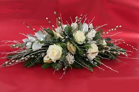 how to make a christmas floral table centerpiece enjoyable christmas floral table decorations super marvelous flower