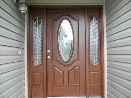 Stain For Fiberglass Exterior Doors Best Fiberglass Entry Doors Exterior Vs Wood Door Cost With