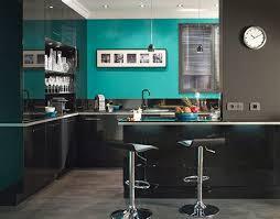 cuisine mur noir cuisine mur meuble blanc 7 indogate modele cuisine