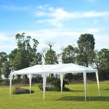 Outdoor Patio Gazebo by Outdoor Canopy Patio Gazebo Party Wedding Tent Pavilion Cater W