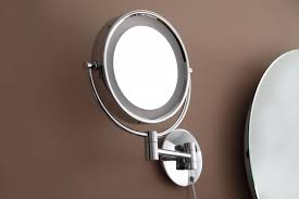 Wall Mounted Magnifying Mirror 10x Wall Mounted Magnifying Mirror 15x Home Design Ideas