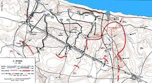 D Day Map Omaha Beach