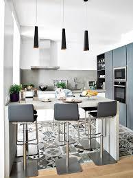 les plus belles cuisines contemporaines les plus belles cuisines contemporaines photo avec enchanteur