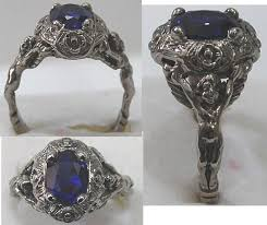 old style rings images Non traditional engagement rings are diamonds still forever jpg