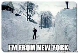 Syracuse Meme - i m from new york syracuse snow meme generator