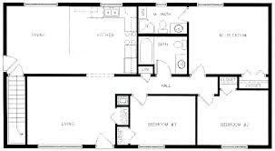 a floor plan exle of floor plan drawing home floor plan drawing free