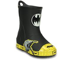 bump it crocs bump it batman boot kids batman boots crocs