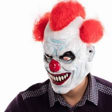 Scary Clown Costumes Halloween Buy Wholesale Halloween Scary Clown Masks China