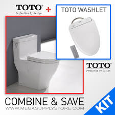 Bidet Toto Toilet Seat Toto Ms624214cefg Legato One Piece Toilet And Sw584 Washlet U2013 Mega