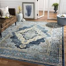 Blue And Grey Area Rug Blue Rugs U0026 Area Rugs For Less Overstock Com