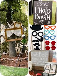 diy wedding photo booth bridal inspiration trendy tuesday diy wedding booths smart