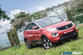 jeep tata 2017 tata nexon review test drive in india motorbeam