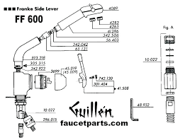 price pfister kitchen faucet parts diagram price pfister kitchen faucet parts hicro club
