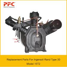 11 ingersoll rand type 30 model 15t2 replacement parts ir 15t2