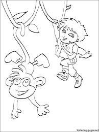 coloring diego marquez coloring pages