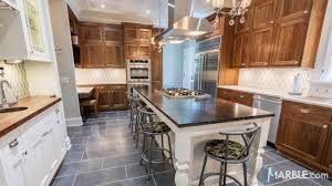 White Kitchen Cabinets With Soapstone Countertops White Danby And Barroca Soapstone Countertops