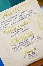 wedding itinerary for guests wedding itinerary for hotel guests search someday