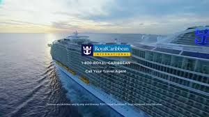 royalcaribbean royal caribbean we will rock you tv commercial