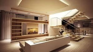 Modern Living Room Ceiling Designs 2014 Living Room Cream Sofa Also Black Stool Plus Modern Kitchen Island