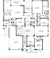 floor plans with courtyards modern courtyard house plan 61custom contemporary modern