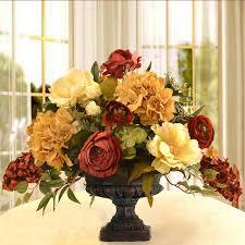 Faux Flower Arrangements Faux Flower Centerpieces 25 Best Silk Flower Arrangements Ideas On