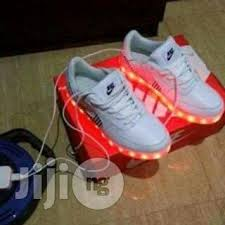 light up shoes for sale nike lightup sneaker illumators led for sale in lagos mainland