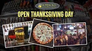hopjacks open thanksgiving day