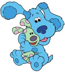blue u0027s clues clip art images cartoon clip art