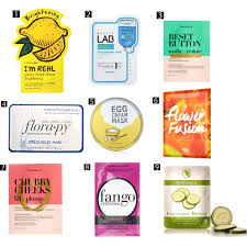mac by the sea best sheet masks for flawless skin mac by the sea