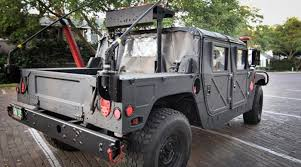 lamborghini humvee battle ready hummer h1 up for sale