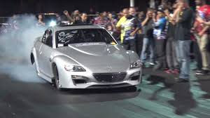 1 600 hp tri turbo mazda rx 8 sounds like the wankel from hell
