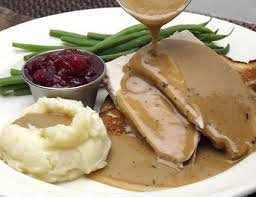 basic turkey or chicken gravy with pan drippings recipe