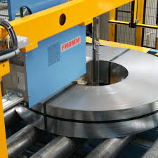 strapping machines for steel coils fromm automation