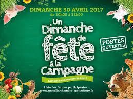 chambre agriculture metz un dimanche de fête à la cagne dimanche 30 avril 2017